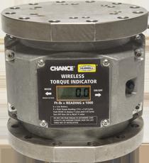 Wireless Torque Indicator