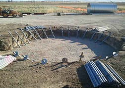 Wind Turbine Foundations