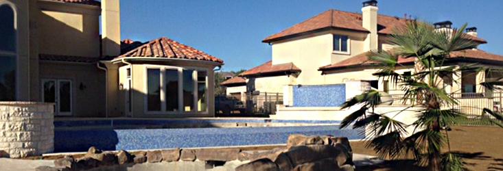 Texas Backyard Pool