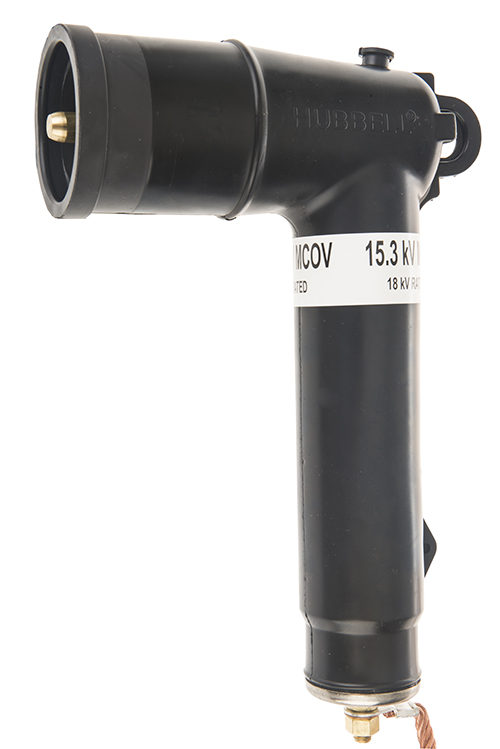 HPS 215ELA10 Elbow Arrester, 15Kv8.4 MCOV