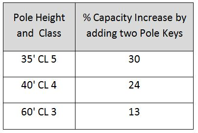 CHANCE P4817 EXPANDING POLEKEY ANCHOR