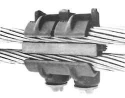 HPS GA9100GL CONNECTOR, AL VISE
