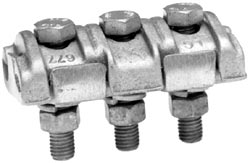 AJANDR LC67AXB 3-BOLT PARALLELCONNECTOR