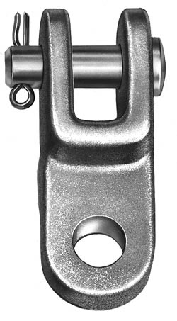 AJANDR CE054106CLEVIS, DUCT EYE 90 DEGREE
