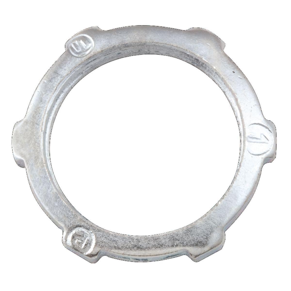 LOCKNUT 1 IN STEEL