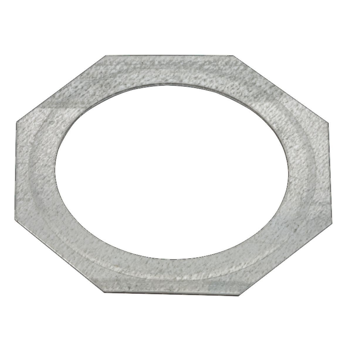 REDUCING WASHER 4 IN TO 3 IN STEEL