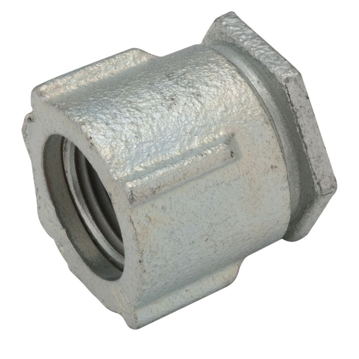 RGD/IMC COUPLING 1-1/2 IN 3PC MALL IRON