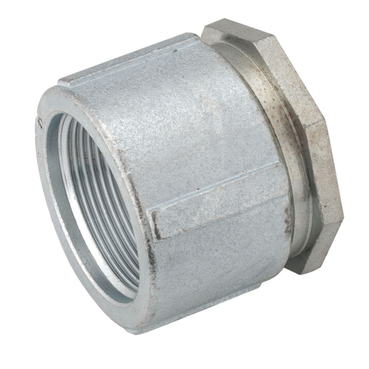 RGD/IMC COUPLING 4 IN 3PC MALL IRON