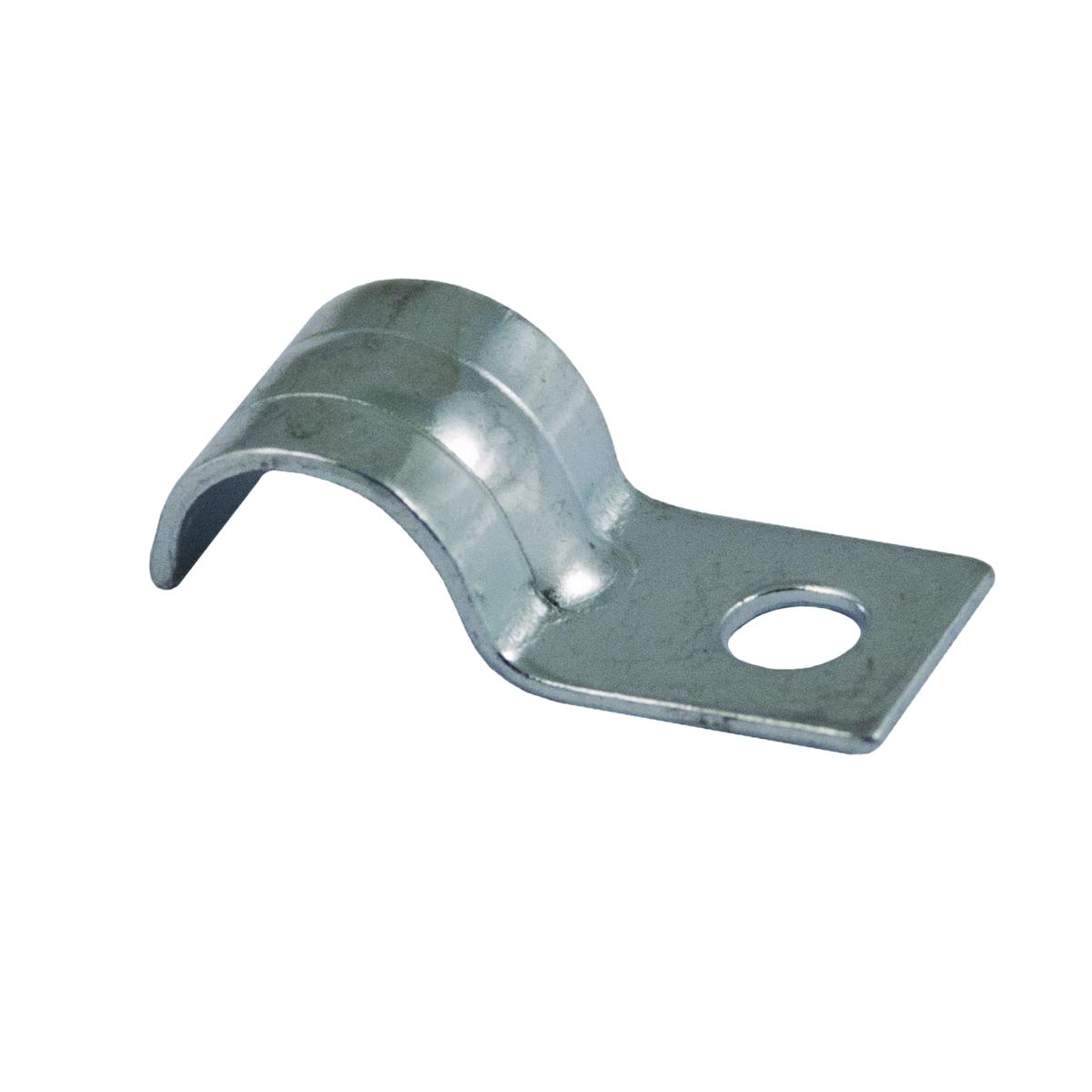 STRAP AC/MC 1-HOLE 3/8 IN STEEL