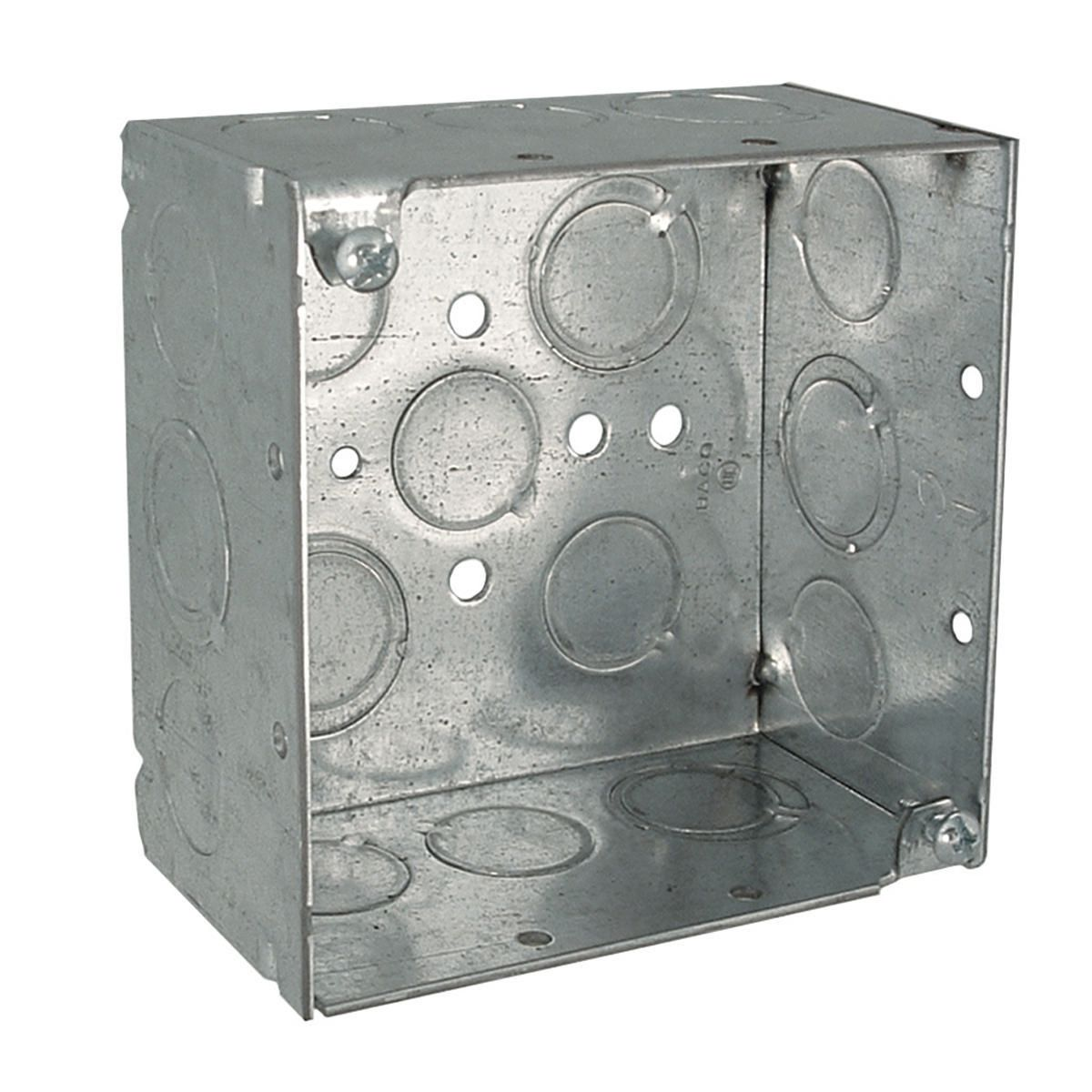 Metal Boxes & Accessories