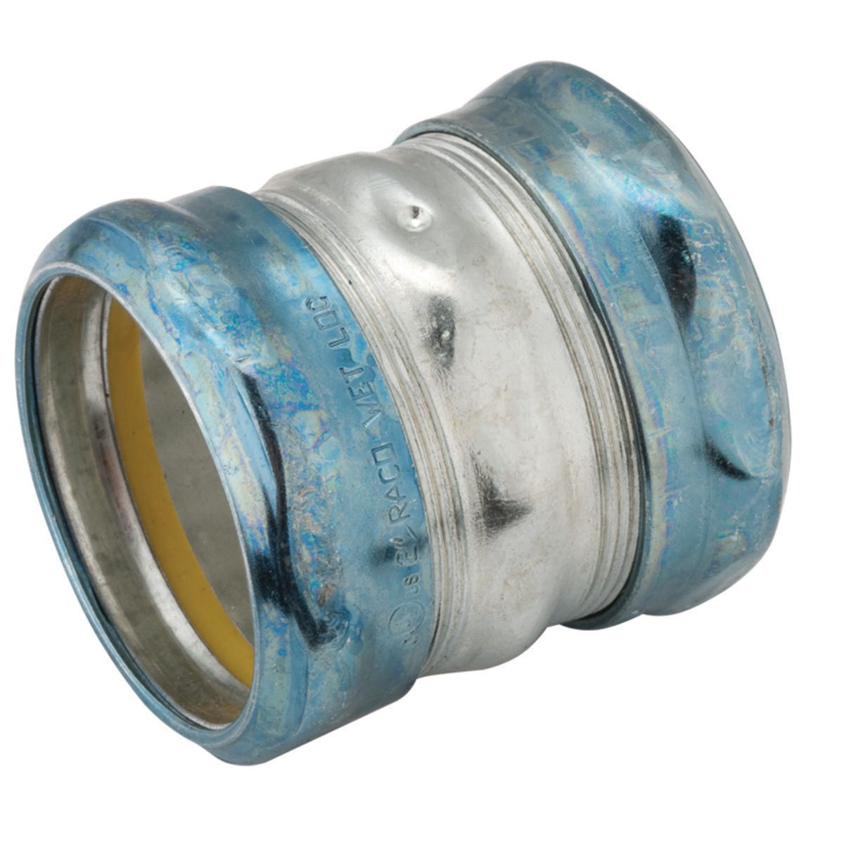 EMT COMPR COUPLING RAINTIGHT 3 IN STEEL