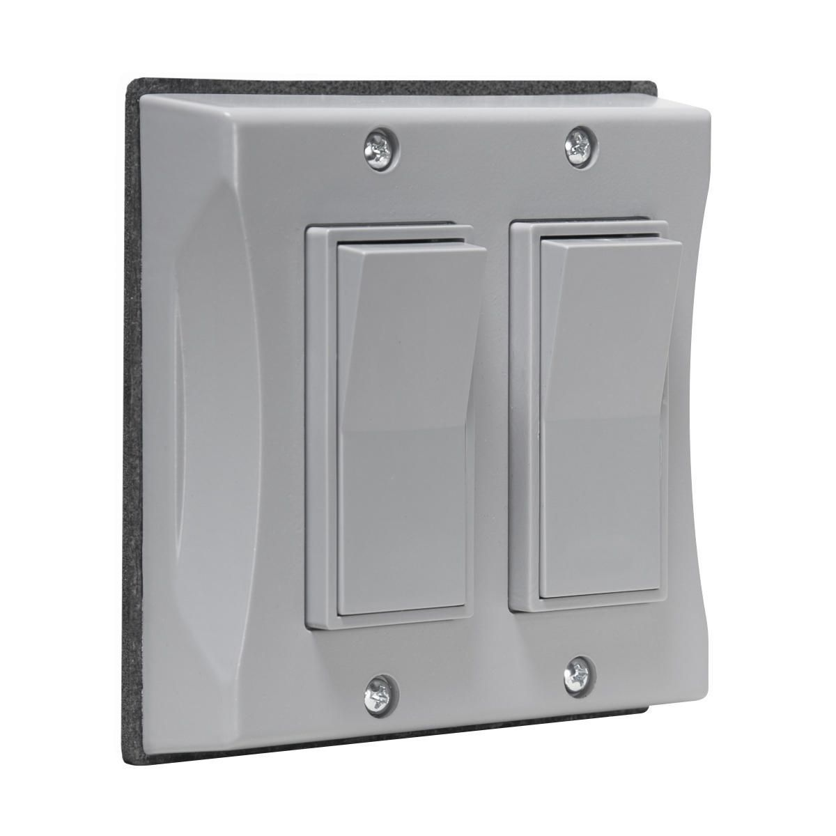 Outdoor Weatherproof Light Switch