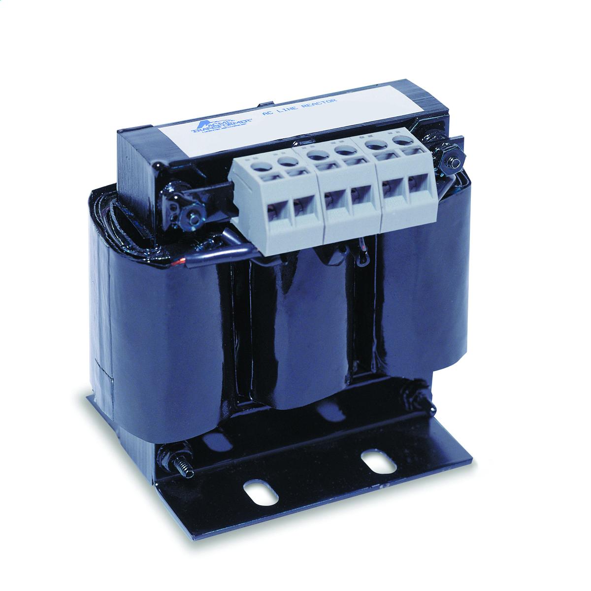 Actuant ALRC006TBC 480 Volt 5 % Impedance 600 Volt 4 % Impedance AC Line Reactor