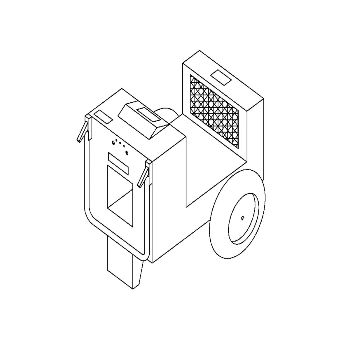 hpp5 low pressure hydraulic tools tools dies accessories Drain Power Drain Opener bur pphid 264554 hpp18 bur hpp5 lineart