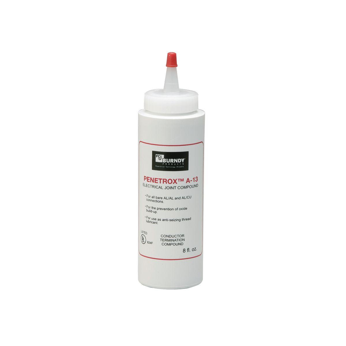 Burndy PENA13-8 PENETROX-E™ Joint Compound - 8oz Squeeze Bottle
