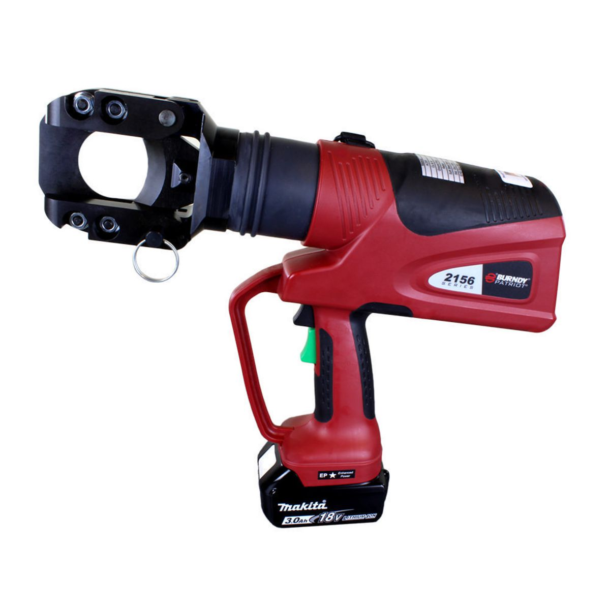 PATRIOT® Li-Ion BATTERY ACTUATED CUTTER