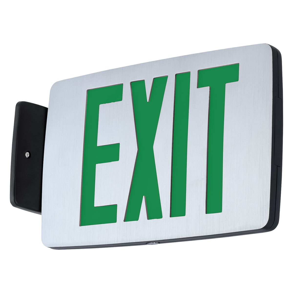 HUB CMPS CCEDRE RED LED EXIT SIGN