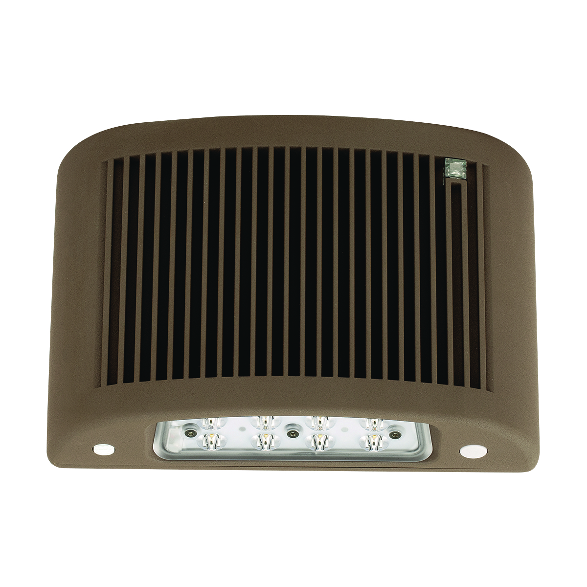 CUSO-DB-H HUBBELL SLIM LED AC/EMERGENCY OUTDOOR LIGHT 1,600 LUMENS AC AND 600 LUMENS EMERGENCY