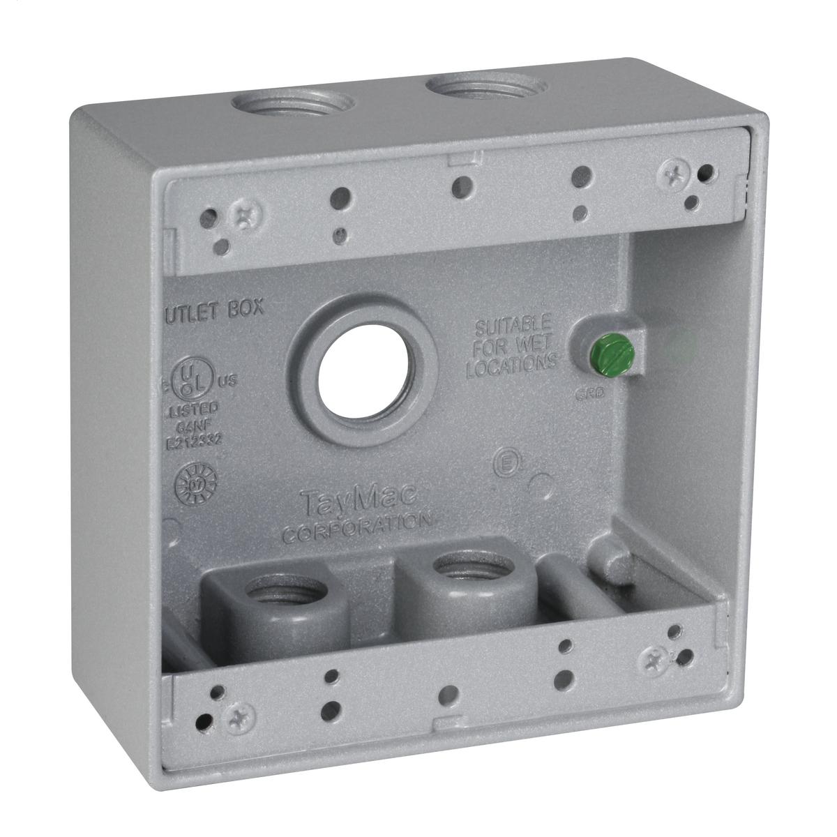 TMAC DB550S (5) 1/2 GRY 2G BOX