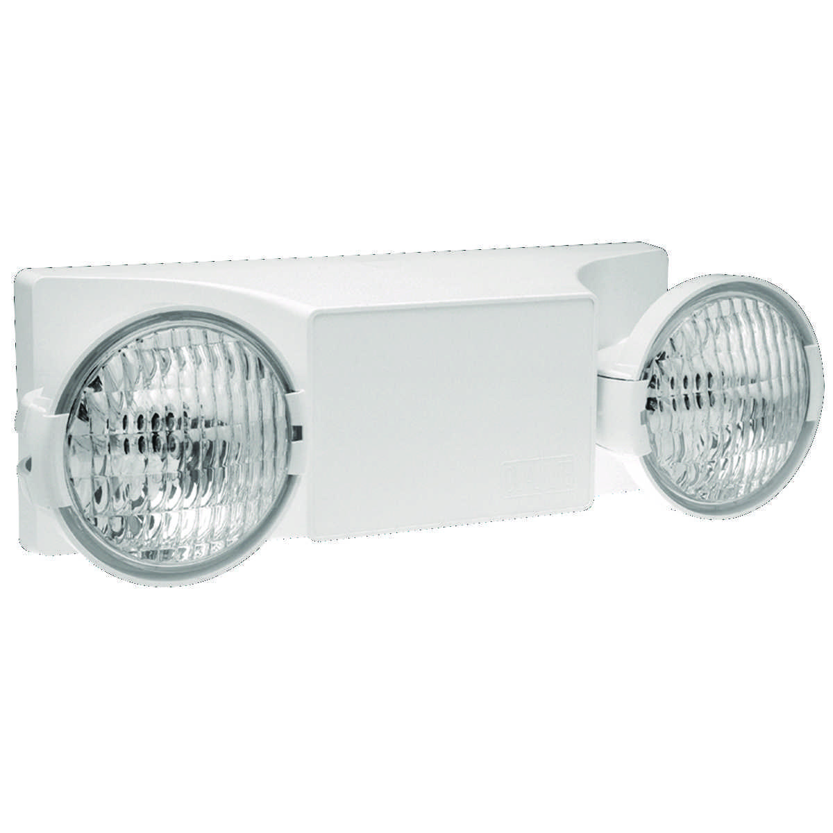 EZ-2 DUAL-LITE 2-HEADED EMERG LIGHT
