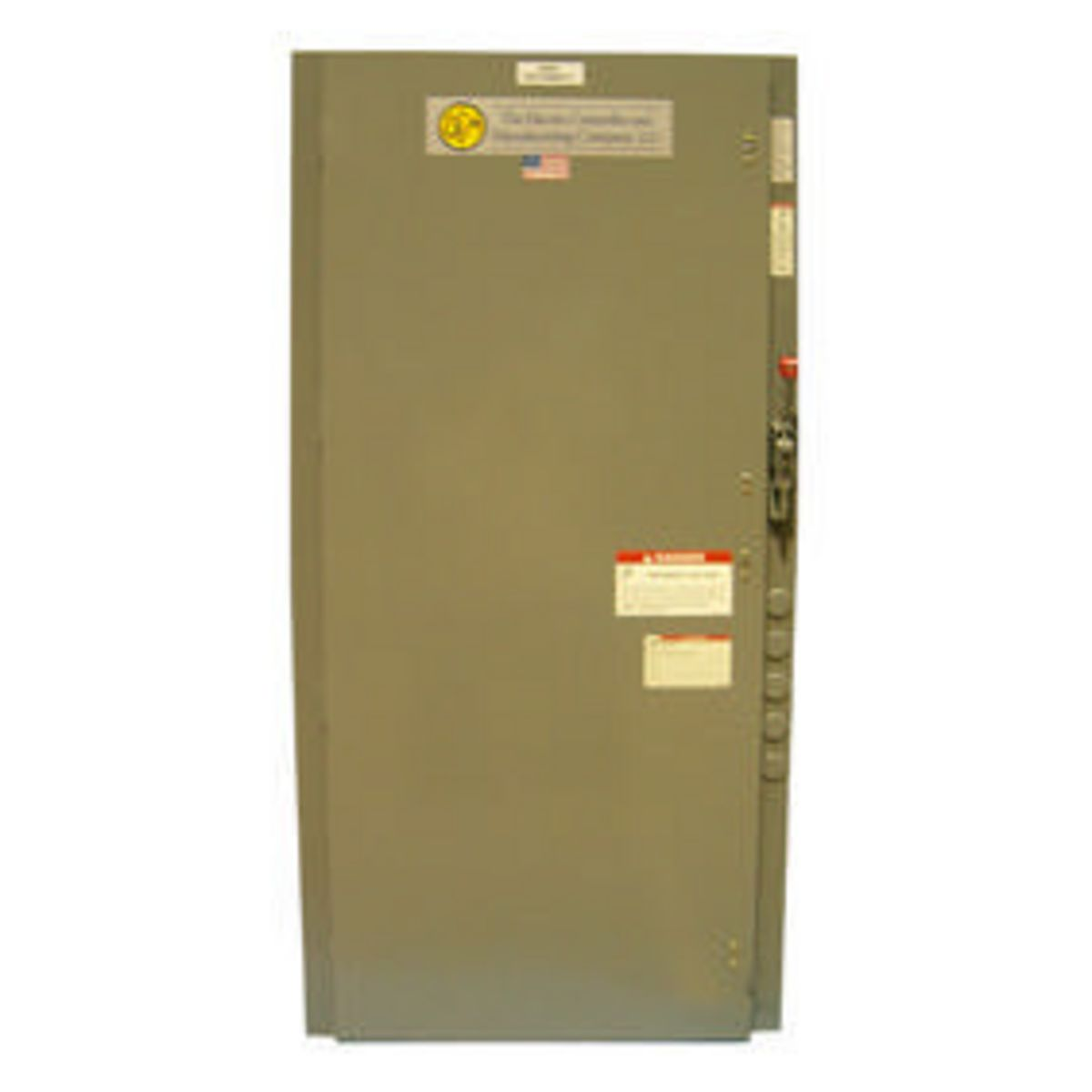 Class 6820 Manual and Magnetic Disconnect Switch | Electric