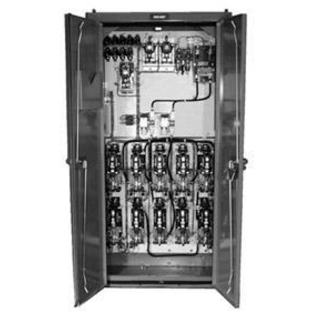 Class 6121 Mill Duty Dc Crane Control Panels