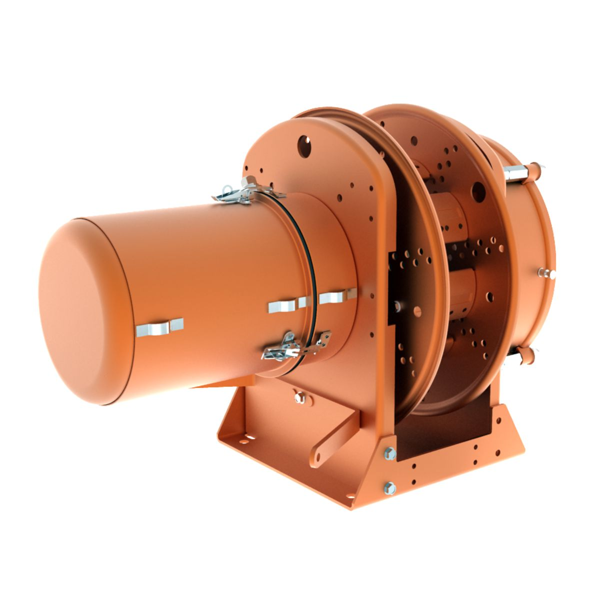 S Medium/Heavy Duty Spring-Driven Cable Reels | Brand | Gleason Reel