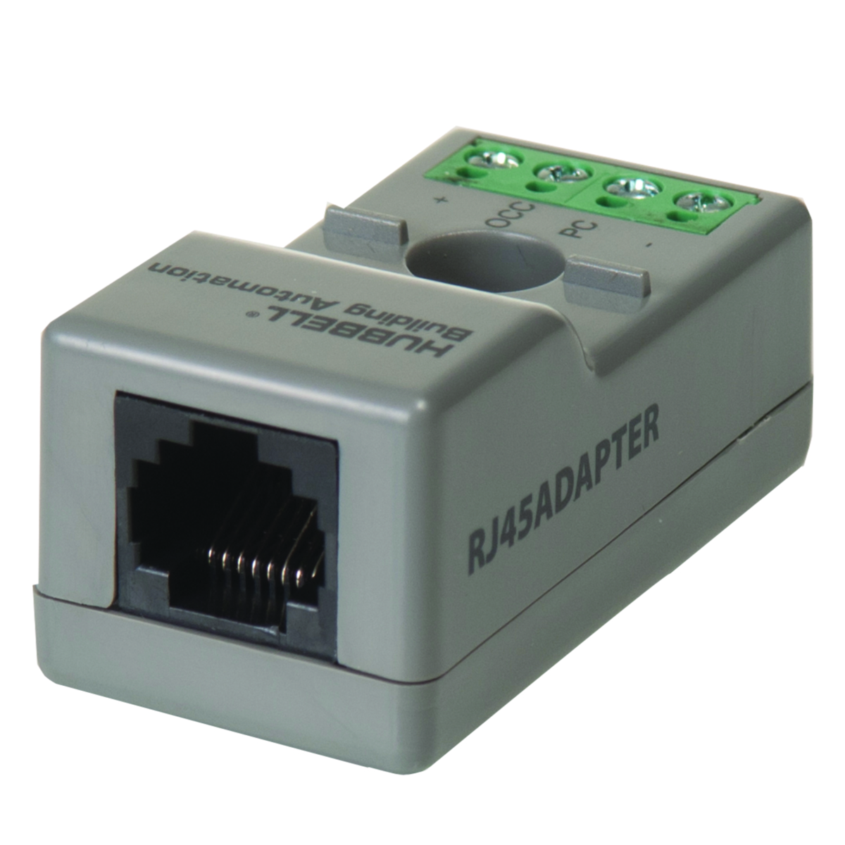 Rj45 Adapter And Cat5 System Cables Brand Hubbell Control Solutions Rj 45 Wiring
