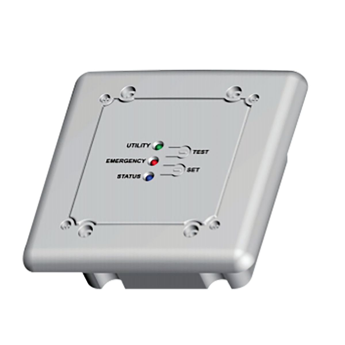 Branch Circuit Emergency Lighting Control Transfer Switch