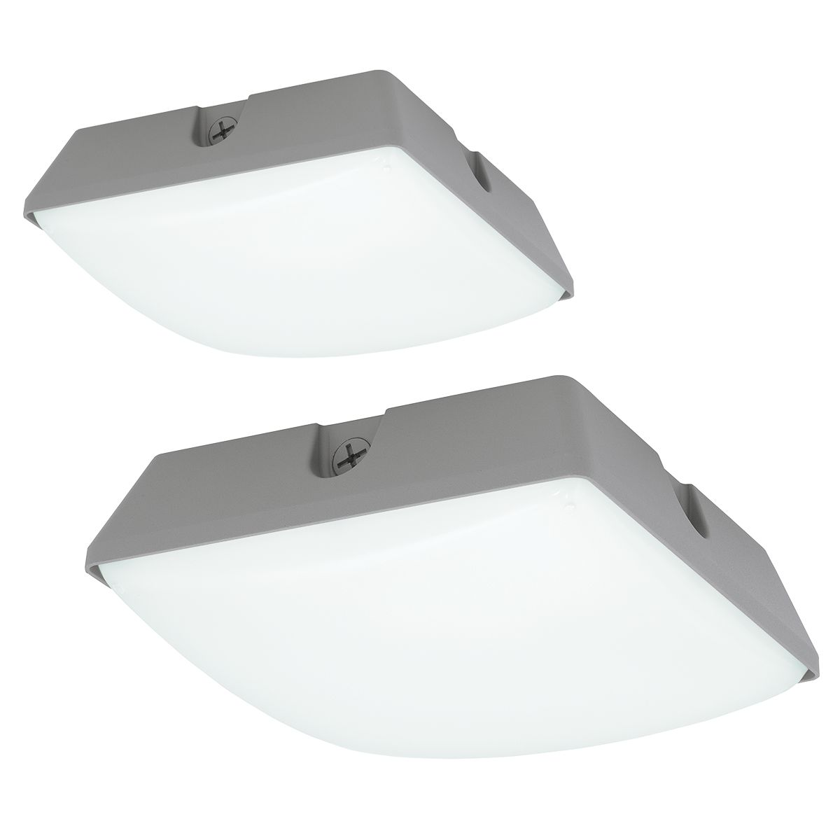 Lsq lumasquare series ceiling canopy garage commercial by hubbell outdoor lighting collection name lumasquare hollsqprodimage aloadofball Choice Image