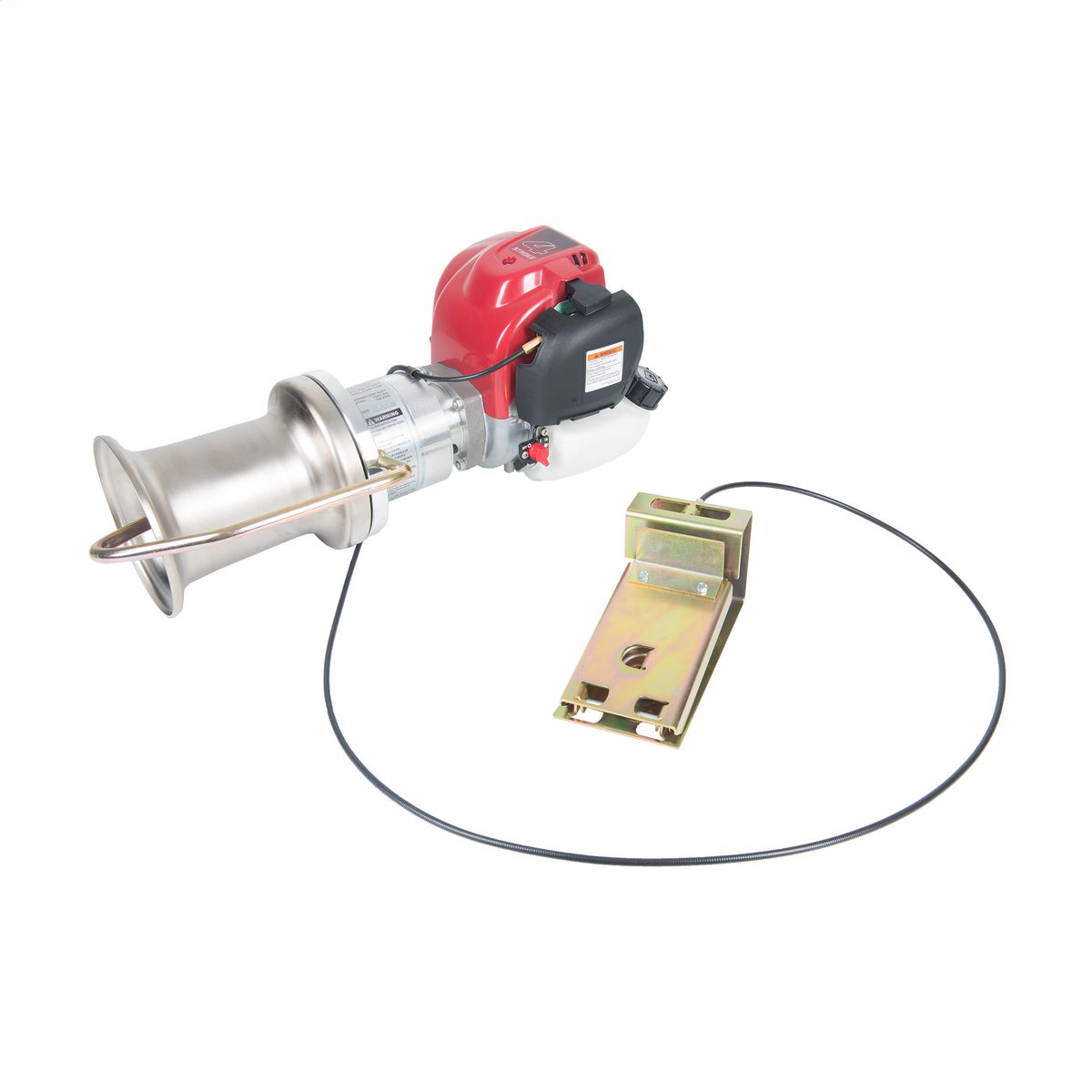 Capstan Hoist 1,000 lb. (Gas)   C3081190   Hubbell Power Systems on