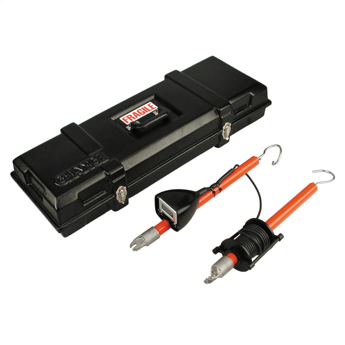 Chance High Voltage Tester : Digital phasing tester kv brand hubbell power systems