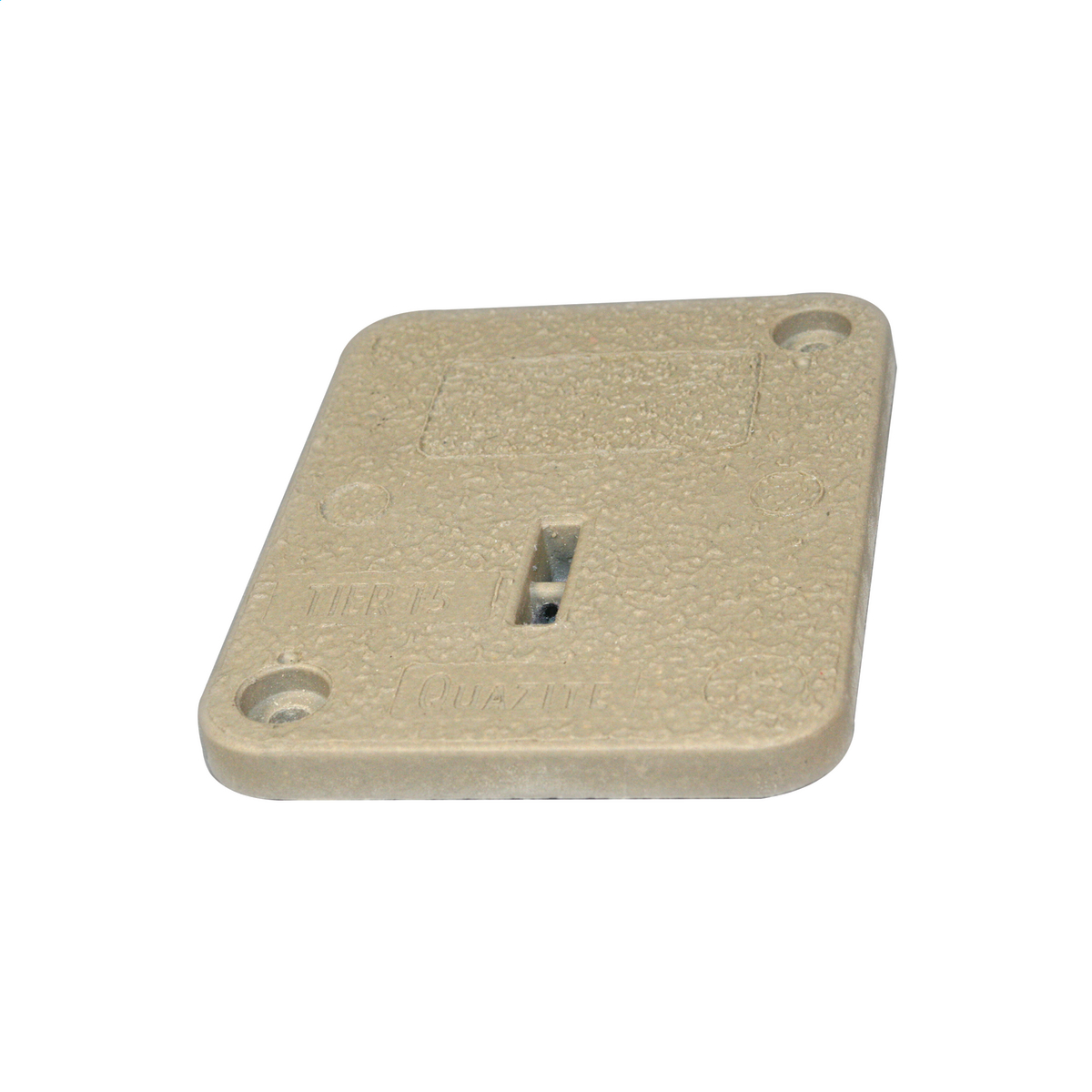 QUA PC1212CA0017 COVER-ELEC W/2 BOLT & 2 WASHER BOLT #C080174 WASHER #C080210