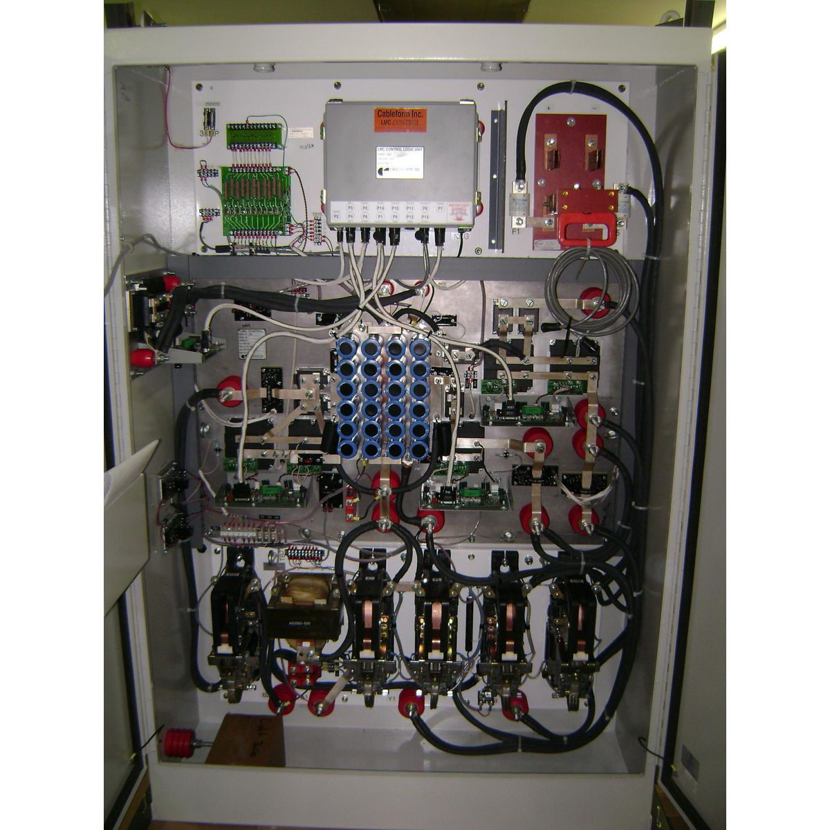Cableform Lmc Solid State Travel Motion Controls Heavy Industrial Electronic Wiring By Hubbell