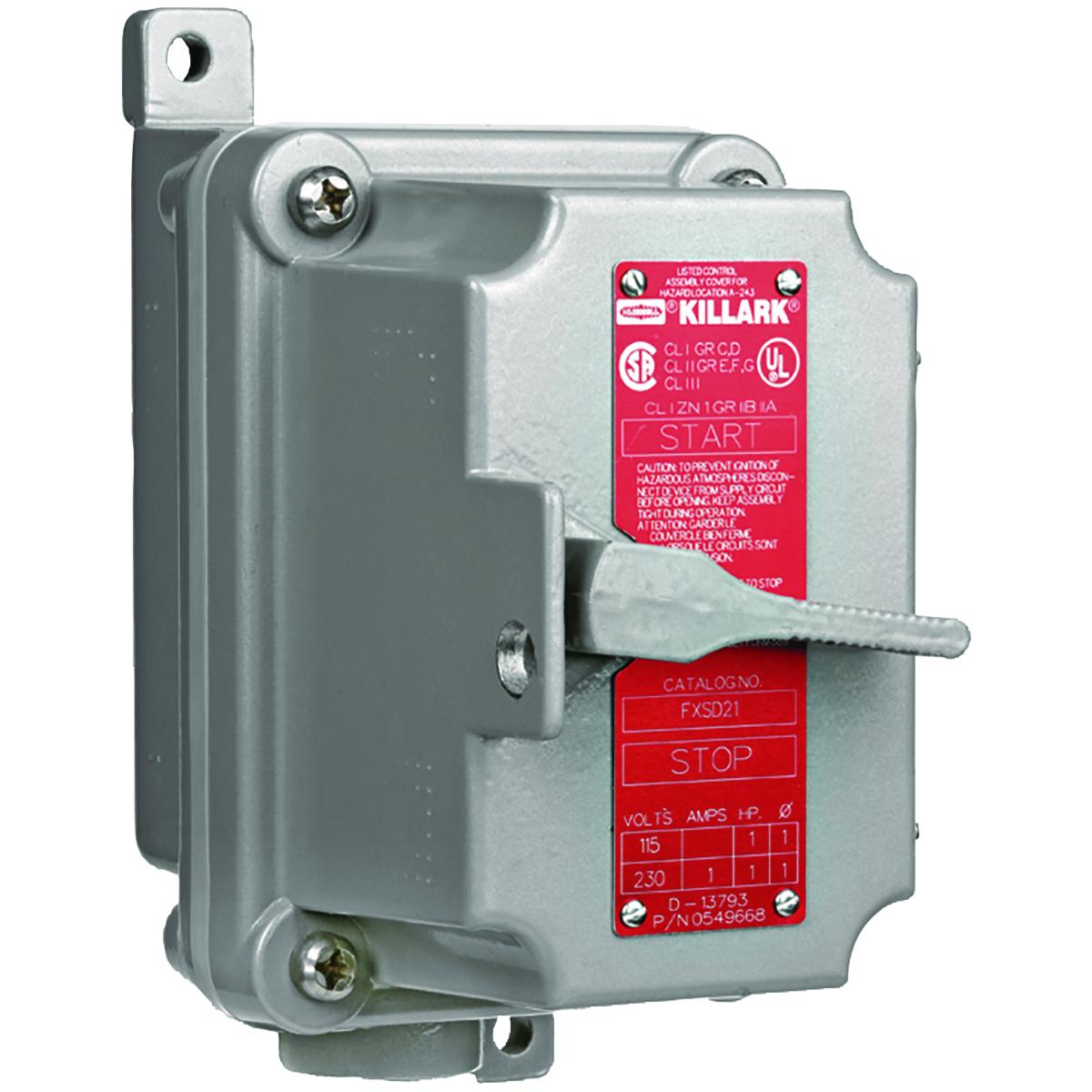 FXS-12C | Control Stations | Hazardous Location | Controls ...