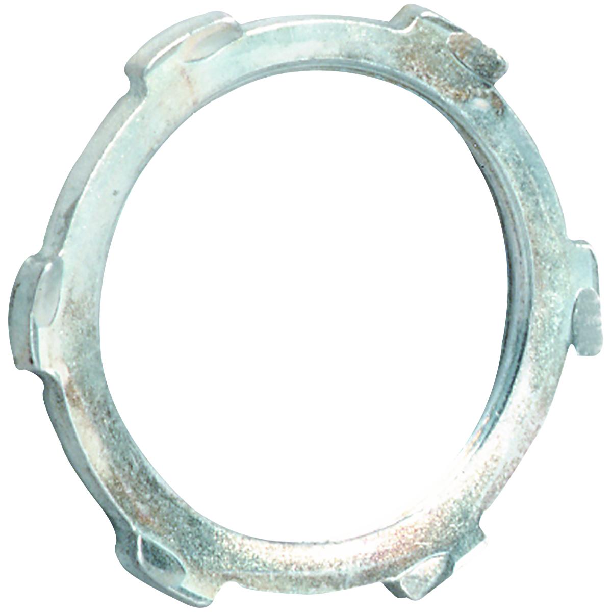"1 1/4"" STEEL LOCKNUT (UL)"