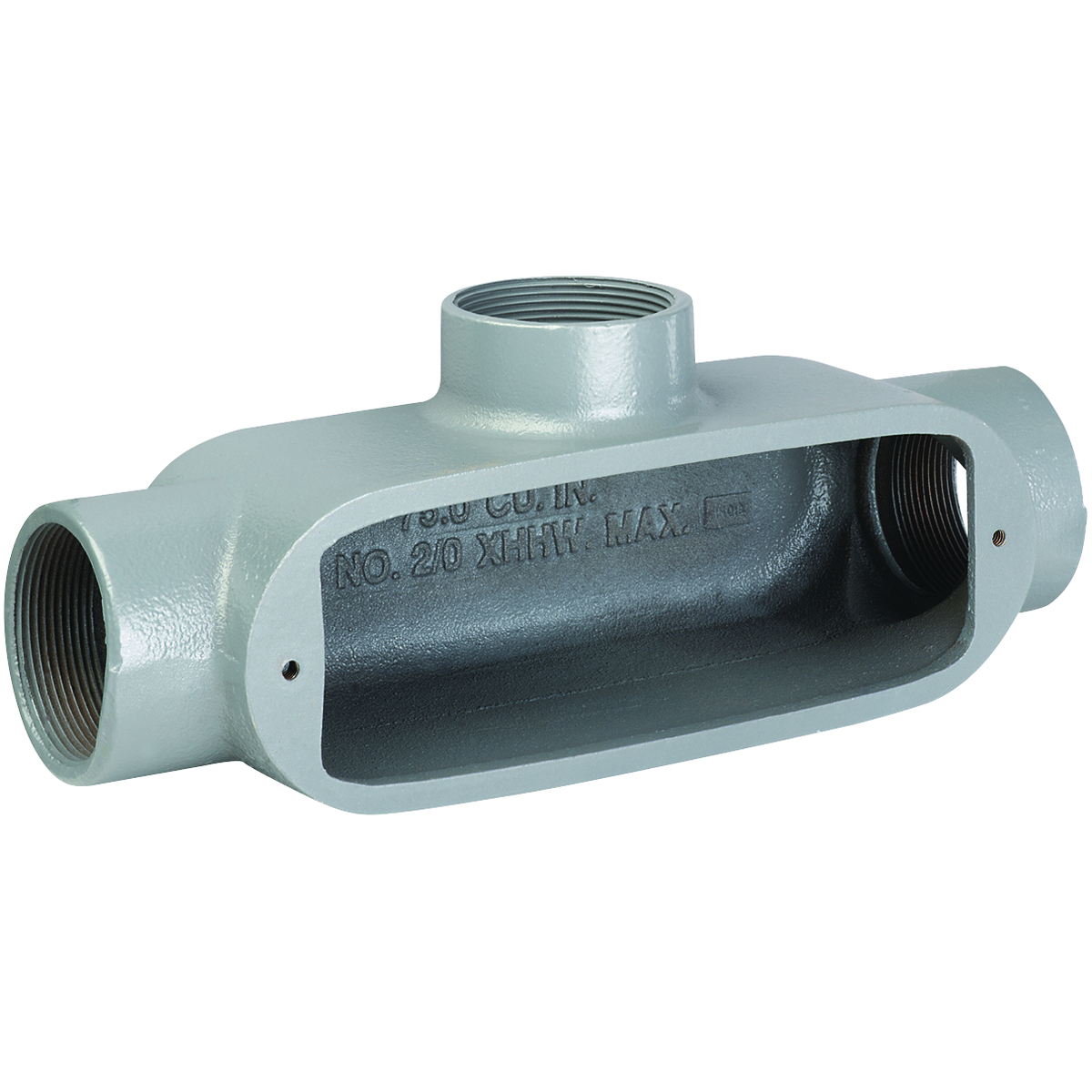 KILLARK OT-1 ALUM 1/2 CONDUIT BODY
