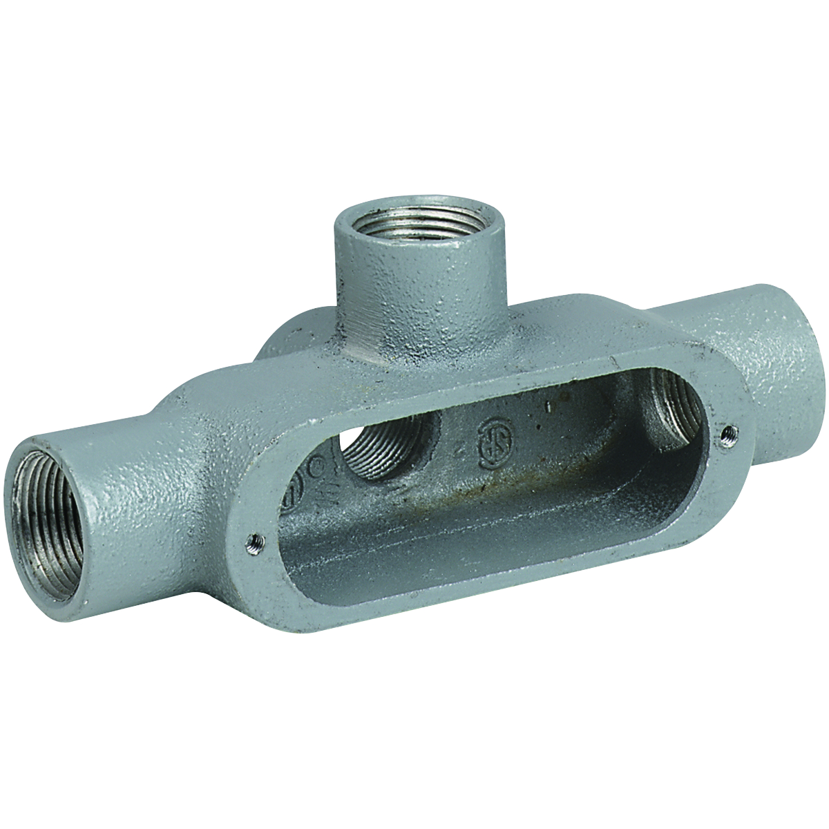 "Killark OTA-2 3/4"" TA Hub, Aluminum O-Series Conduit Body"