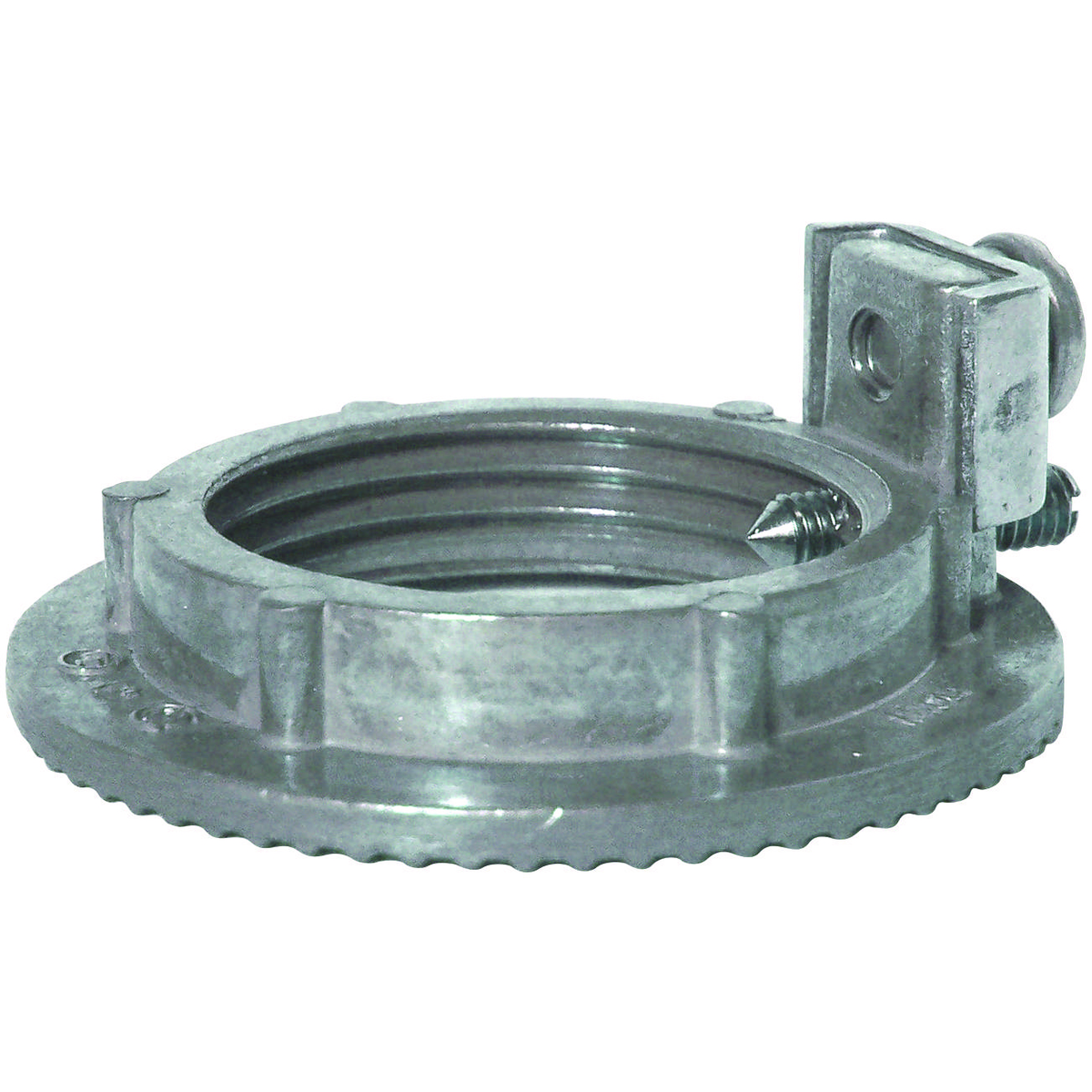 "Killark ZHLN-270 ZHLN Series - Zinc Increased Safety Locknut - For Use With Conduit Hubs- Hub Size 3/4"" NPT"