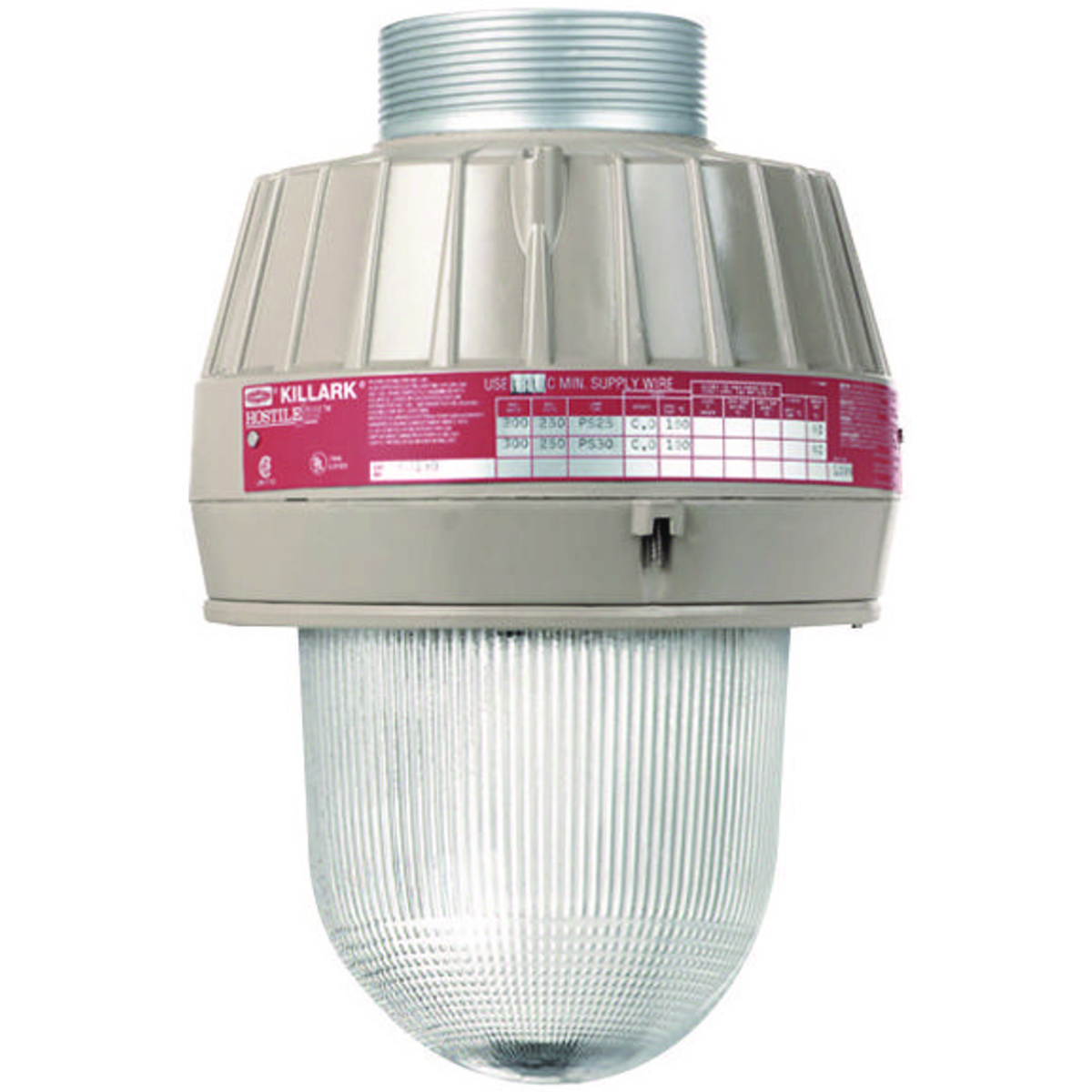 Metal Halide Lamps Hazardous Waste: Killark