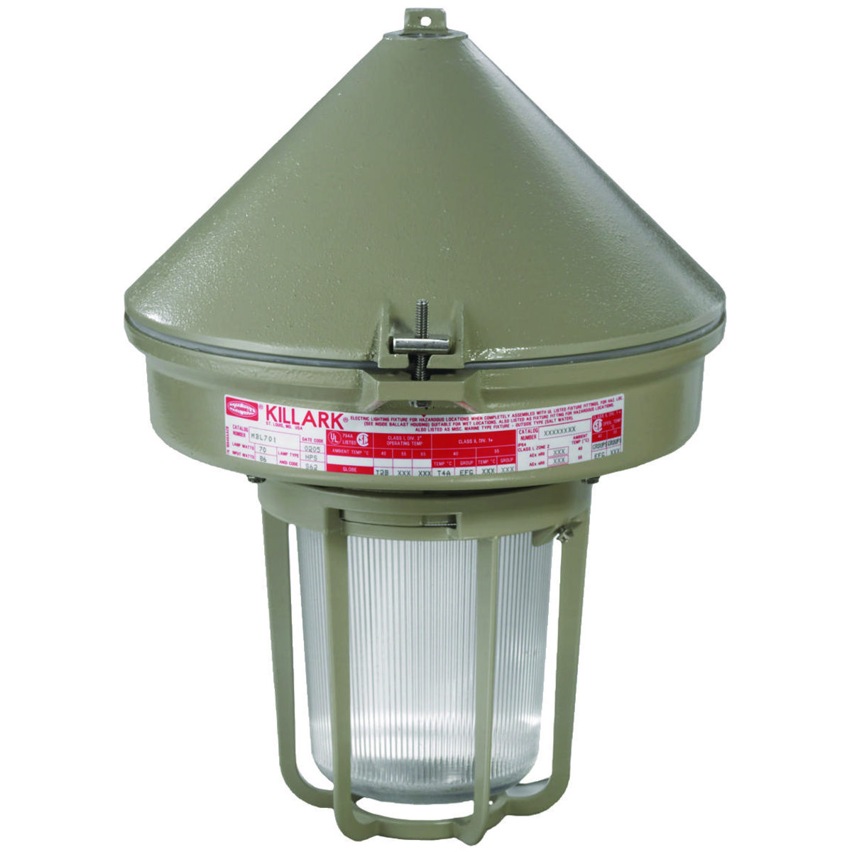 Killark Led High Bay: VM1L4530C2R5G