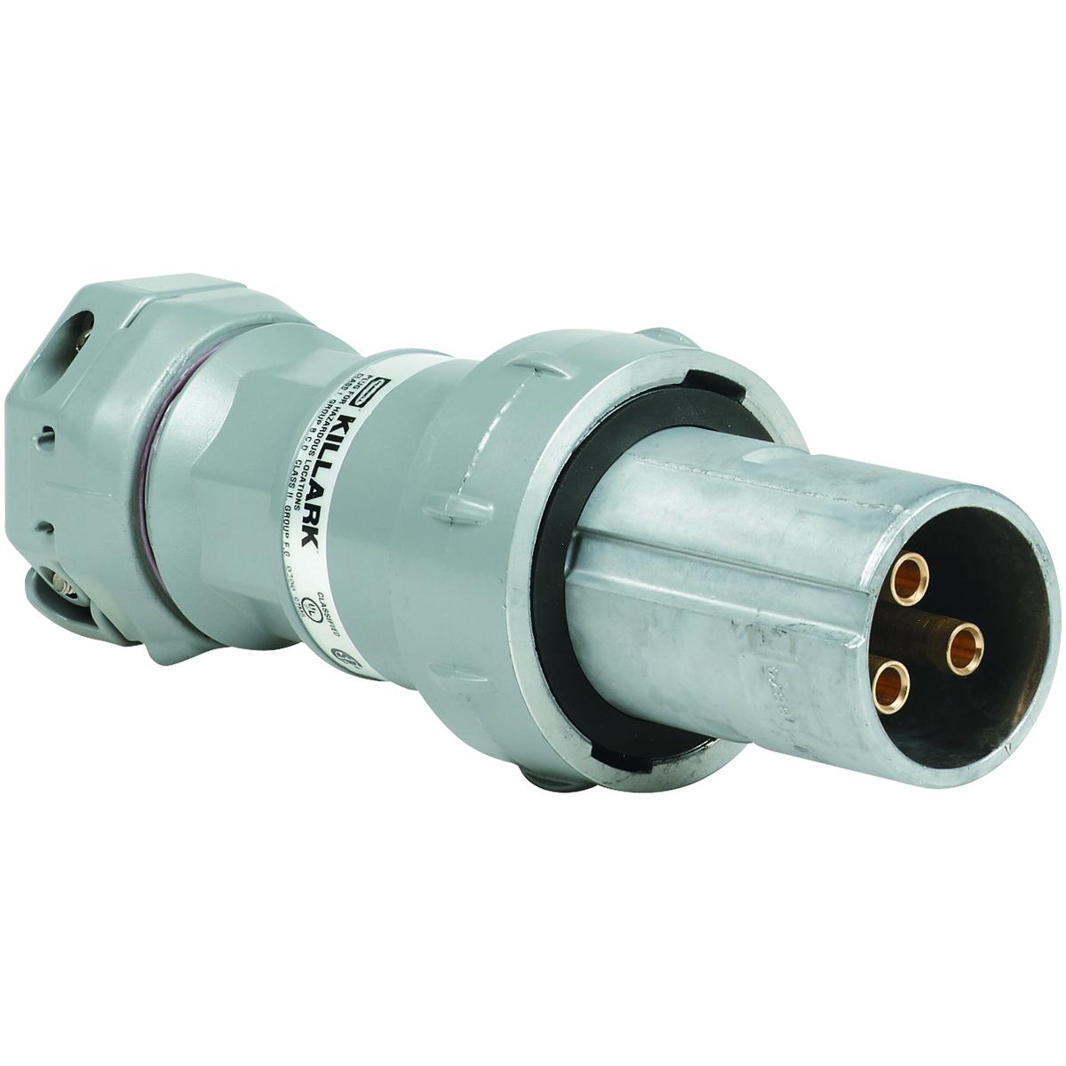 60A 2W 2P Details about  /KILLARK VP6275 Pin /& Sleeve Plug