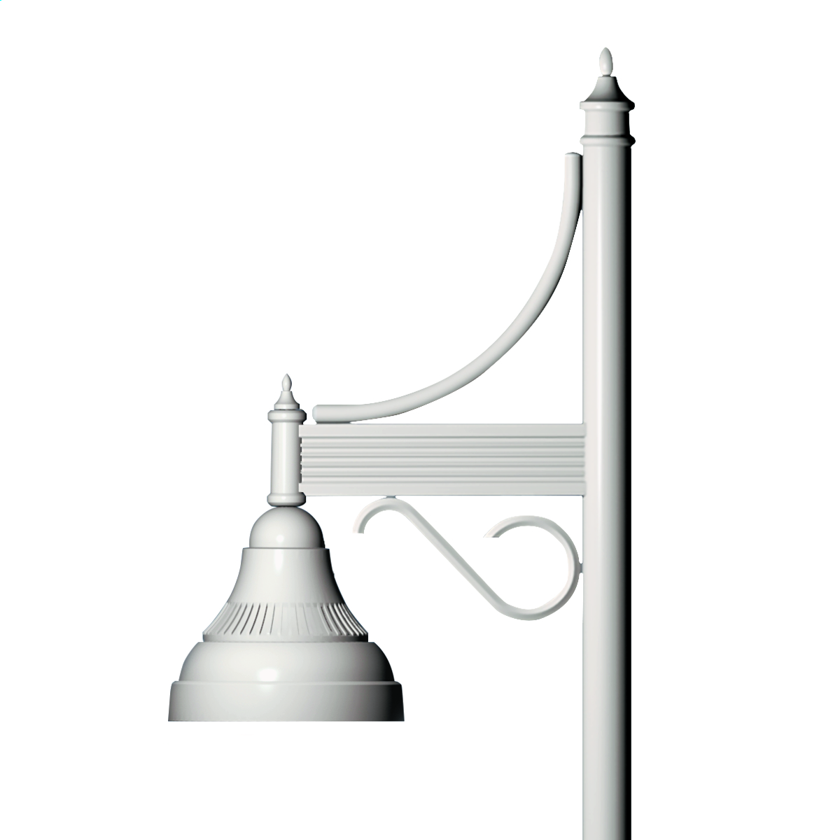 Bell Outdoor Post Lights: Era® Bell