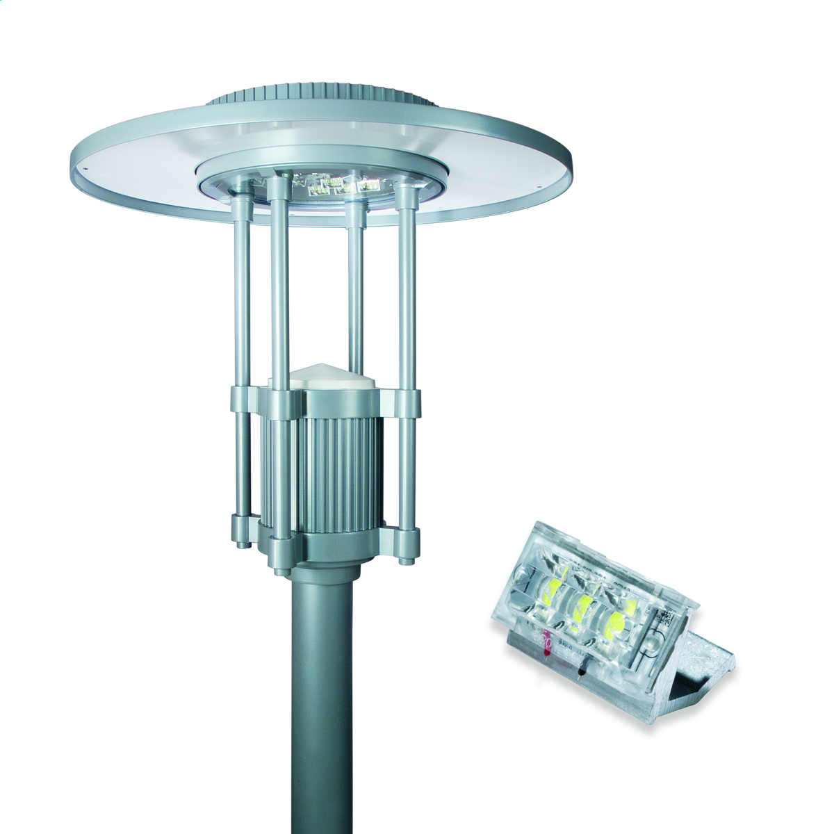 Lighting Basement Washroom Stairs: Bounce® LED Replacement Kit