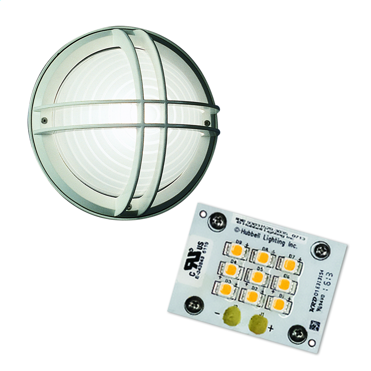 Wall Forms Round Led Upgrade Kit Kim Lighting