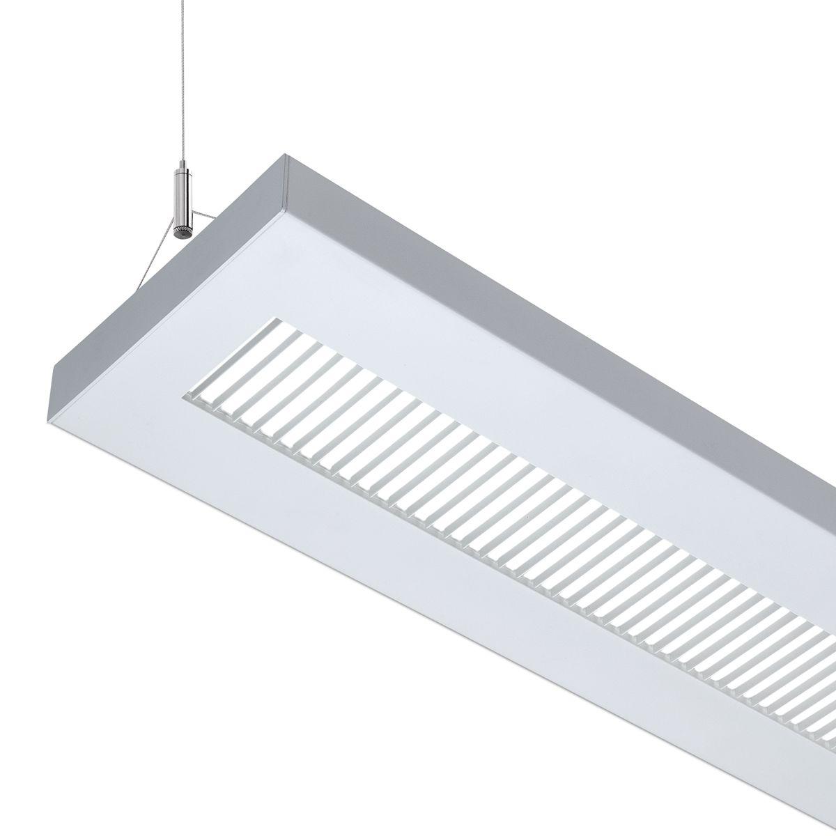 Sae103 Linear Pendant Indirect Direct Columbia Lighting
