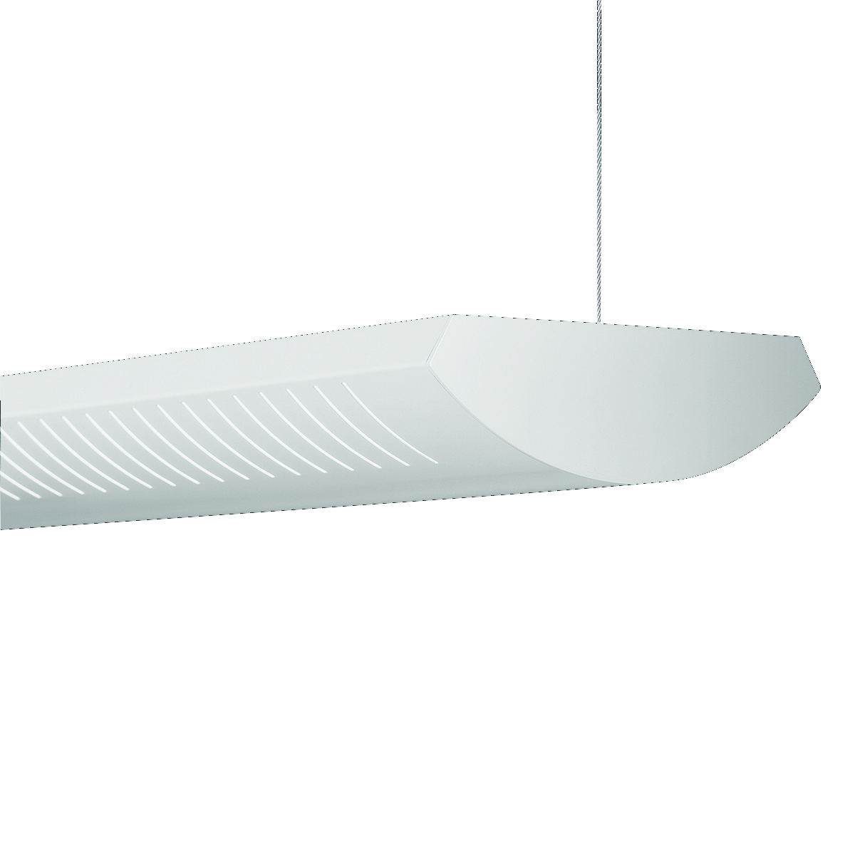 9800 slotted pendant semi indirect pendant lighting commercial 9800 slotted pendant semi indirect aloadofball Image collections