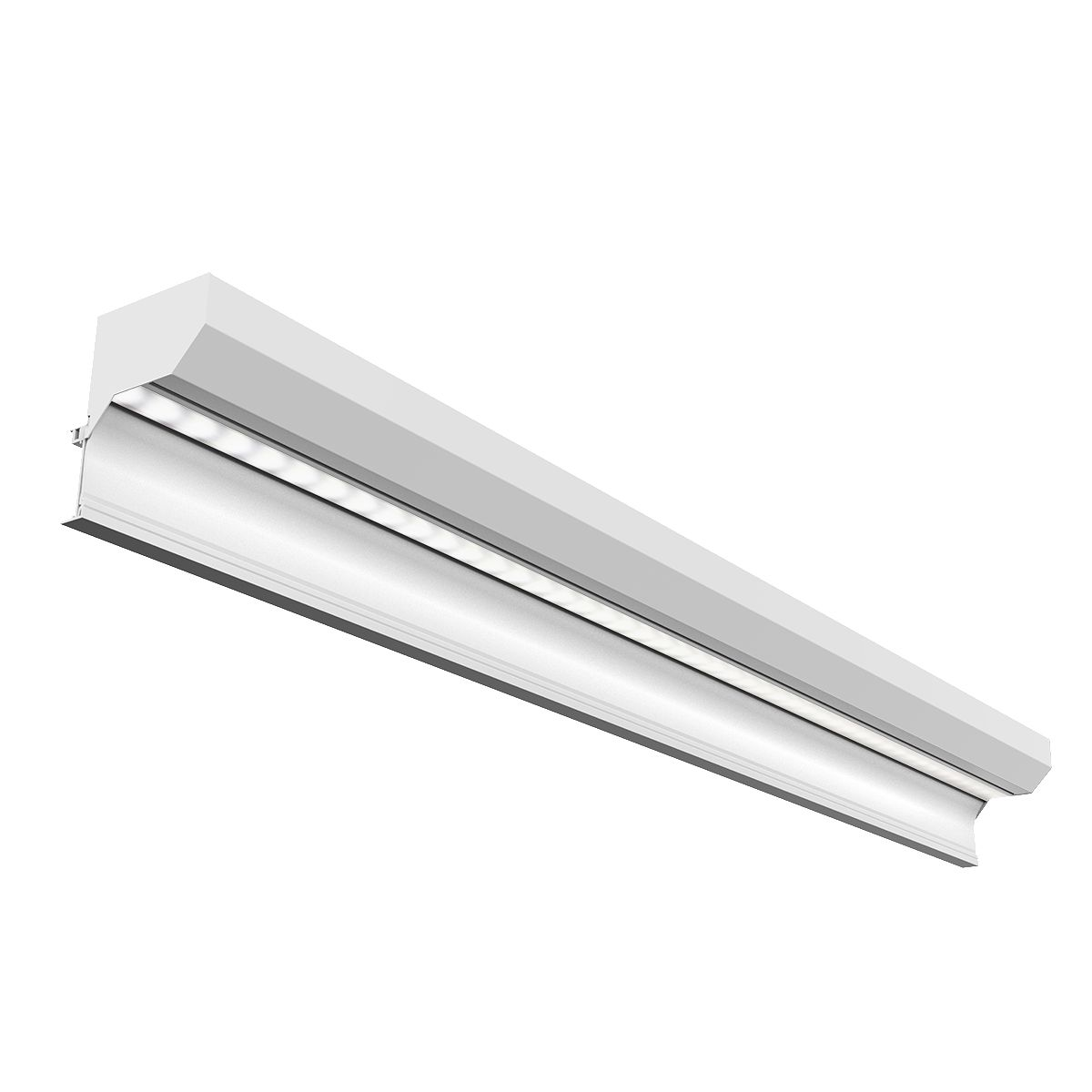 Wall Slot 6000 Led Perimeter Lighting Commercial Indoor How To Install Recessed For Dramatic Effect The Family