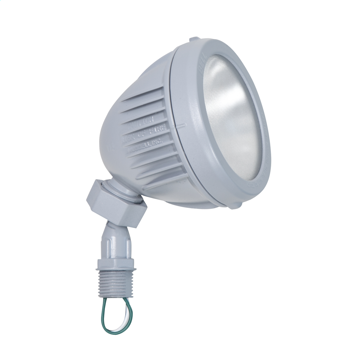 GRAY LED SWIVEL FLOODLIGHT