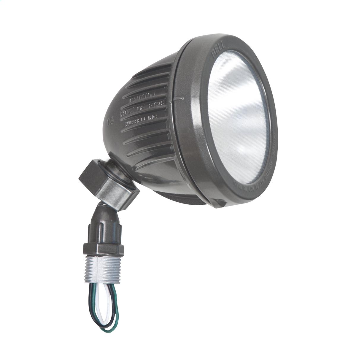RAC LL1000Z BRONZE LED SWIVEL JOINT FLOODLIGHT LAMPHOLDER CS=4